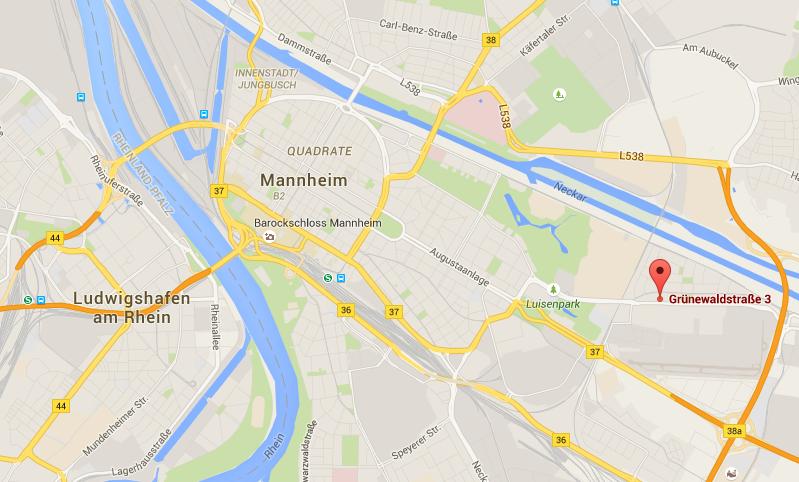Karte - Schlüsseldienst Bamberg
